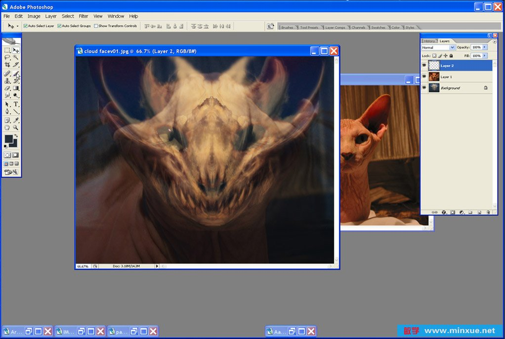 精品角色怪物设计绘画教程 gnomon designing creatures in