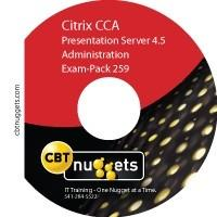 《CBT NUGGETS 考试教程》(Exam-Pack 259: Citrix Presentation Server 4.5 - Administratio