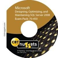 《CBT NUGGETS 考试教程》(Microsoft SQL Server 2008: Exam-Pack 70-450)[光盘镜像]