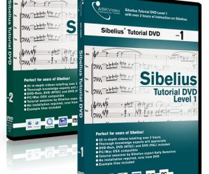 《Sibelius使用教程》(ASK Video Sibelius Tutorial DVD)[光盘镜像]