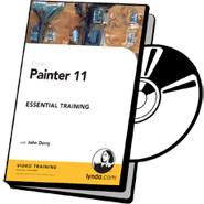 《Painter 11 基本教程》(Lynda.com Painter 11 Essential Training)2009[光盘镜像]