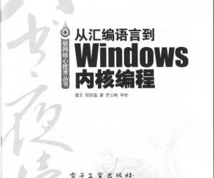 《天书夜读: 从汇编语言到Windows内核编程》(N/A)电子工业出版社, 2008