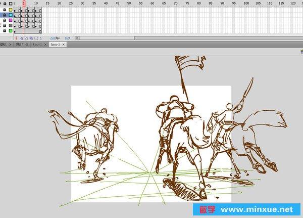 动态 运动/《动画的原画与运动规律以及人物动态参考图