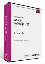 《Adobe InDesign CS5基础视频教程》(Total Training Adobe InDesign CS5 Essentials)[光盘镜像]