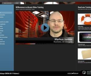 《麦克森》(Video2Brain Power-WorkShops For CINEMA 4D R11 Vol.02 )[光盘镜像]