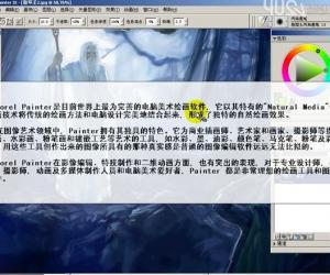 《Corel Painter9.5中文版视频教程》swf[压缩包]