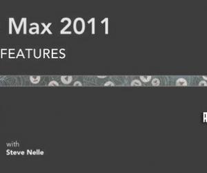《Lynda.com Autodesk 3ds MAX2011新功能特性》(Lynda.com 3DS Max 2011 New Features)2011[光