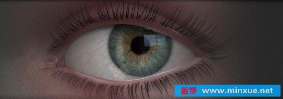 Maya和Photoshop创建真实感眼睛教程 [13]