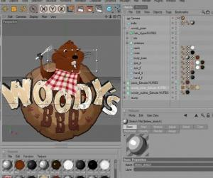 《使用CINEMA 4D制作卡通人物3D标志教程》(Digital Tutors Creating 3D Logos in CINEMA 4D )[压缩包]