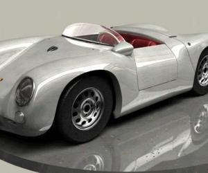 《使用Cinema 4D进行保时捷汽车建模教程》(Porsche Car Modeling In Cinema 4D)[压缩包]