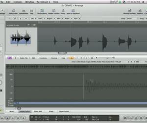 《原创电脑音乐视频教程Cubaes5/Logic Pro9/效果器/软件乐器/混音》[压缩包]