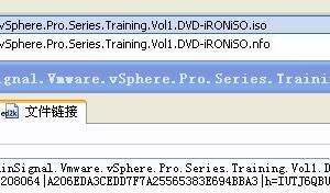 《TrainSignal出品Vmware vSphere专业培训系列教程第一辑》(TrainSignal Vmware vSphere Pro Series T