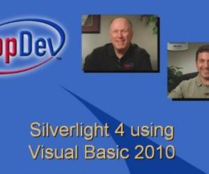 《Silverlight 4中使用Visual Basic 2010视频教程第二辑》(AppDev Silverlight 4 Using Visual Bas