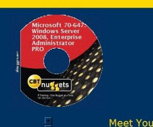 《Windows Server 2008企业管理员考试培训视频教程》(CBT Nuggets : Microsoft 70-647: Windows Serve