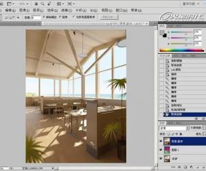 《VRay视频教程合集[不定期持续更新]》3ds Max  V-Ray photoshop [flv]