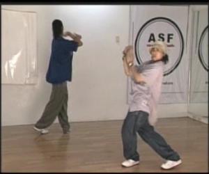 《台湾街舞breaking霹雳舞》(hip-hop)