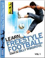 《比利·温格罗夫教你玩街头足球》