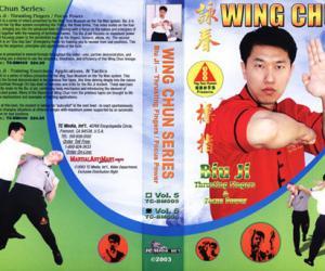《叶问宗师一脉 咏春拳体系教学全7集 》(Benny Meng  -  Ip Man Wing Chun Series -  Dummy Section)原DV