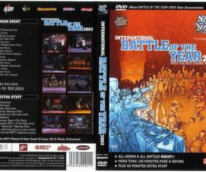《BOTY街舞比赛2003》(Battle Of The Year 2003)[DVDRip]