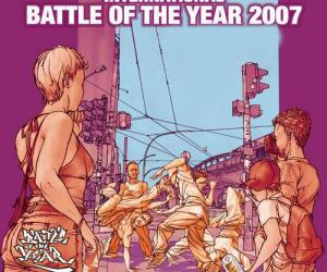 《Boty2007国际街舞大赛》(Battle Of The Year 2007 International)2007[DVDRip]