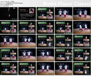 《Boys HipHop 日本DanceMaster系列街舞教学》(Avex Dance Master)Poppin & HipHop[DVDRip]