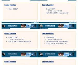 《Cisco网络设备互连考试640-822视频教程》(VTC.COM CISCO ICND1 EXAM 640-822)[光盘镜像]
