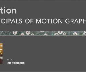 《Apple Motion动态图像原则视频教程》(Lynda.Com Motion Tutorials Motion Creating Motion Graph
