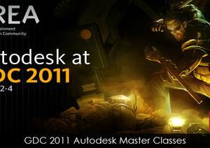 《2011年Autodesk大师班教程》(GDC 2011 Autodesk Master Classes)[光盘镜像]