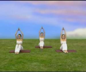 《瑜伽视频教程养生7日计划:瑜伽养生在家练》