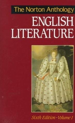 《诺顿英国文学选读》图片