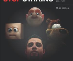 《动画表情书籍-Stop Staring 第三版(含前两版及项目文件)》(Stop Staring:Facial Modeling And Animation