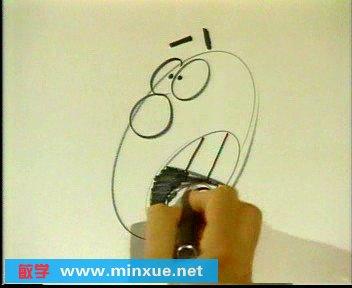 写一个数字画成动物简笔画