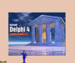 《编程经典Delphi  24讲》