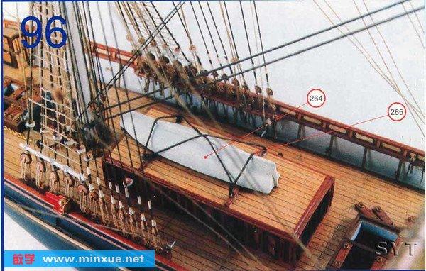 《千套像真船模图纸》(100 model ship plans)[