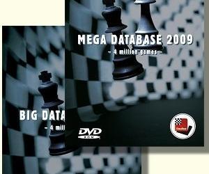 《国际象棋数据库2009 》(Chessbase Mega Database 2009 )2009-FASiSO-ENG[光盘镜像]