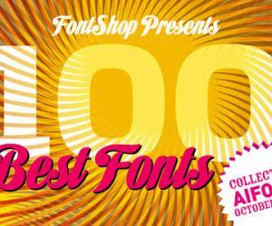 《2007年世界100佳英文商业字体》(FontShop_100besteschriften)[压缩包]