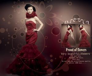 《婚纱影楼后期设计PSD模版系列五》(PSD Plastic)Photoshop[压缩包]
