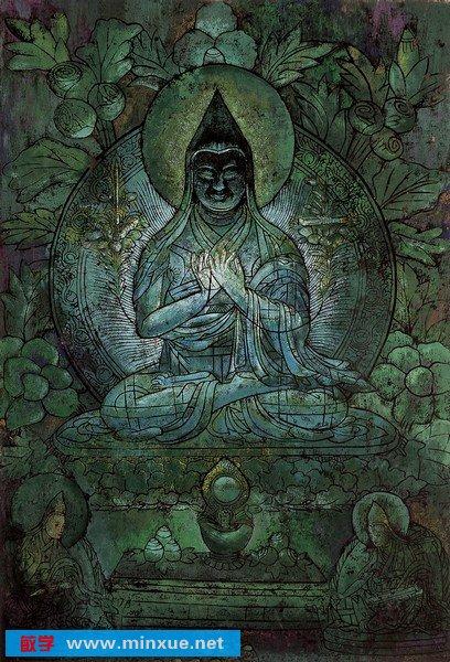 《藏族祥巴(版画)艺术》高分辨率[压缩包] _ 图片素材