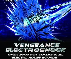 《Vengeance出品电子打击乐素材第2辑》(Vengeance Sound Electroshock Vol 2 WAV DVDR)[光盘镜像]