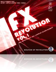 《Sounds Of Revolution出品音效素材》(Sounds Of Revolution FX Revolution Vol 1 : MULTiFOR