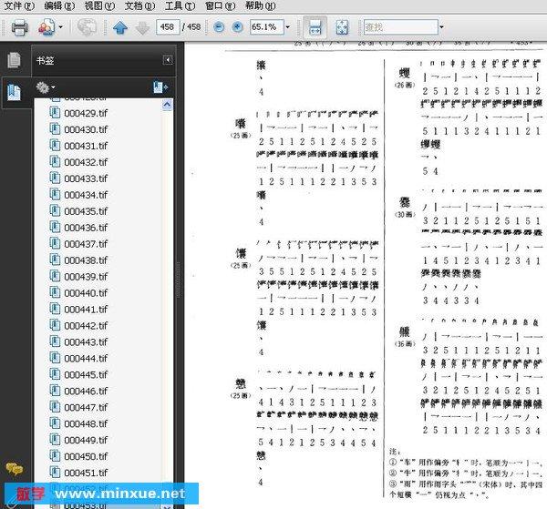 火的笔顺笔画顺序图-现代汉语通用字笔顺规范 国家语言文字工作委员会标准化工作委员会