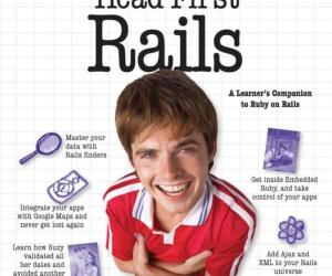 《深入浅出 Ruby on Rails》(Head.First.Rails.Jan.A learner's companion to Ruby on Rails
