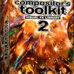 《Digital Juice影视视觉特效背景素材库》(Digital Juice Compositors Toolkit Visual FX Library 2