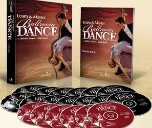 《学习和精通交际舞视频教学》(Learn And Master Ballroom Dance D11)[光盘镜像]