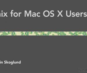《Mac OS X用户的Unix使用视频教程》