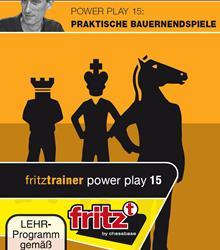 《国际象棋教程》(Daniel King Power Play 15)[光盘镜像]