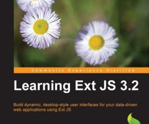 《Ext JS 3.2 学习指南》(Learning Ext JS 3.2)英文文字版/更新源代码[PDF]
