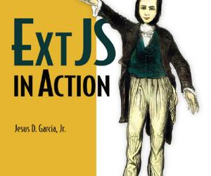 《Ext JS in Action (第1版,深入研究Ext JS 3.0)》(Ext JS in Action, 1st edition)英文文字版/更新源代