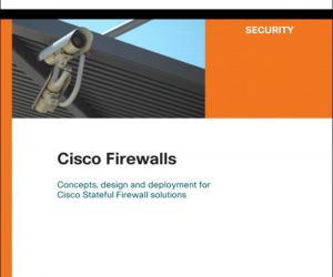《思科防火墙》(Cisco Firewalls)英文文字版[PDF]