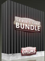《Analogue Drums出品鼓声音色库》(Analogue Drums Series One Bundle MULTiFORMAT DVDR)[光盘镜像]